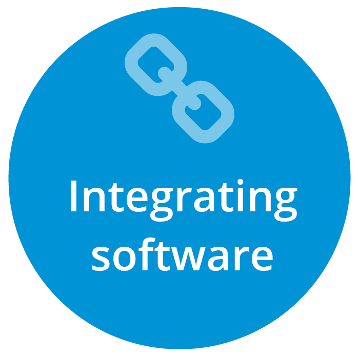 Integrating software article