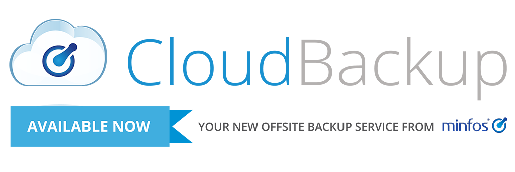 Minfos Cloud Backup